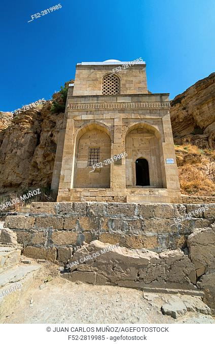 Diri-Baba Mausoleum, Dag Kolani Village, Maraza Town, Azerbaijan, Middle East