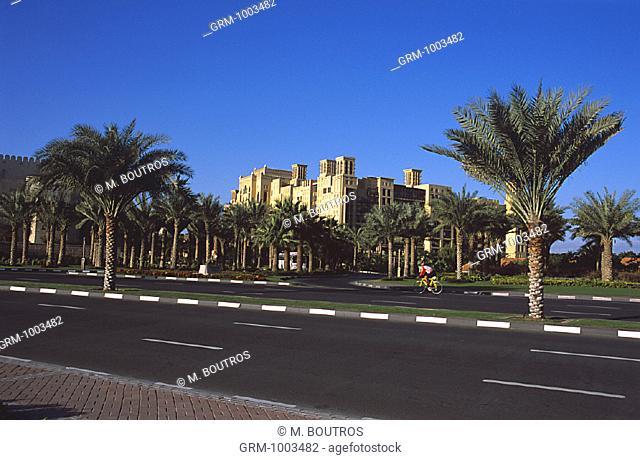Mina Al Salam hotel in Dubai, United Arab Emirates