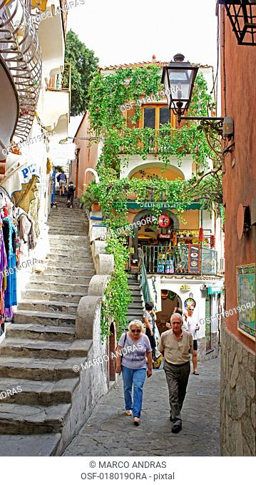 Italy,Positano