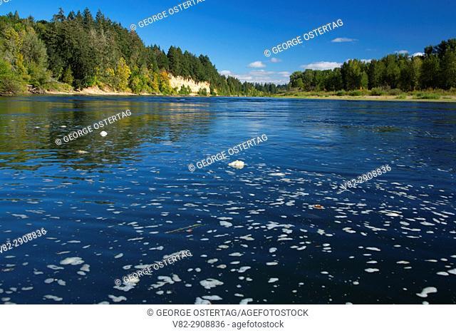 Willamette River, Luckiamute Landing State Park, Oregon