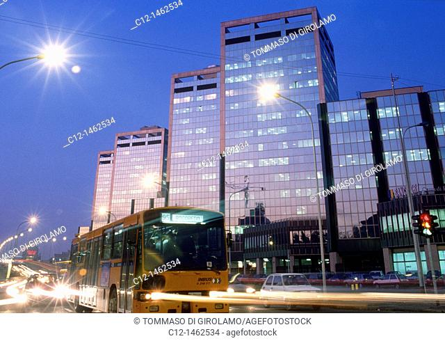 Milano, buildings