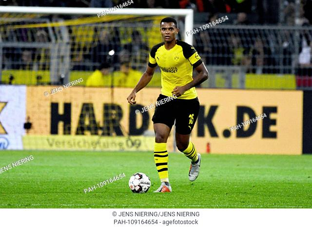 Soccer; matchday 3; 1st National League; Season 2018/2019; Borussia Dortmund versus Eintracht Frankfurt on 14.09.2018 in Dortmund