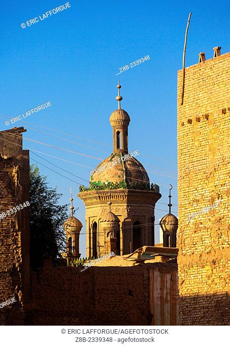 Mosque, Old Town Of Kashgar, Xinjiang Uyghur Autonomous Region, China
