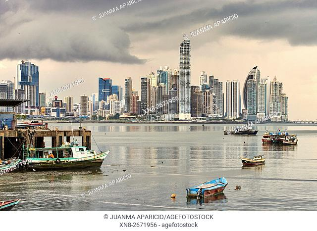 Mercado de Mariscos, Panama City, Republic of Panama, Central America