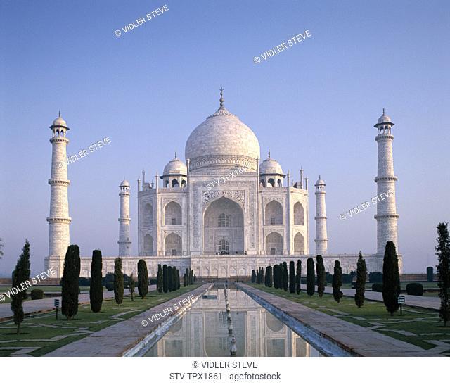 Agra, Heritage, Holiday, India, Asia, Landmark, Taj mahal, Tourism, Travel, Unesco, Uttar pradesh, Vacation, World