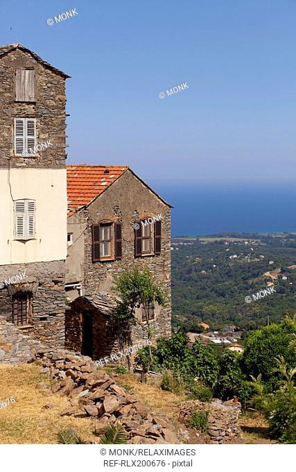 Farmhouse, Cervione, Corsica, France