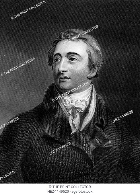 Lord William Bentinck, British statesman, 19th century. Bentinck (1774-1839) was Governor-General of India and suppressed the practices of suttee