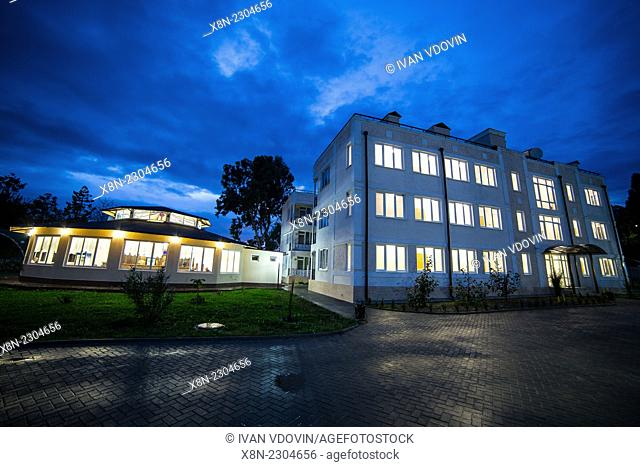 Hotel, New Athos, Abkhazia
