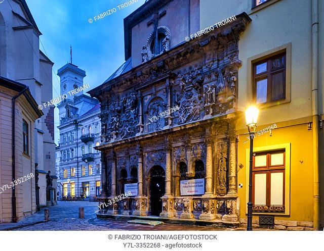 Boim Chapel, Lviv, Ukraine