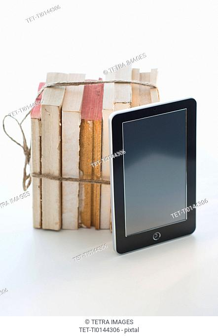 Digital tablet by tied books