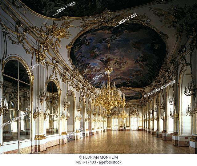Wien, Schloß Schönbrunn/ Große Galerie