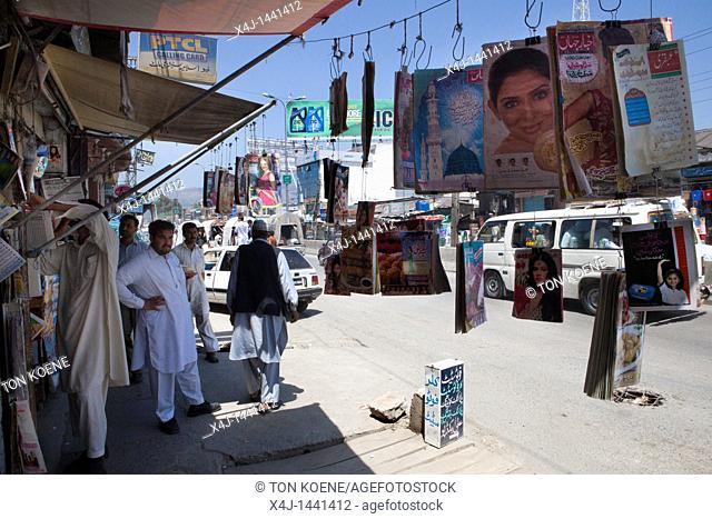 area in Abbottabad, pakistan where bin laden was killed