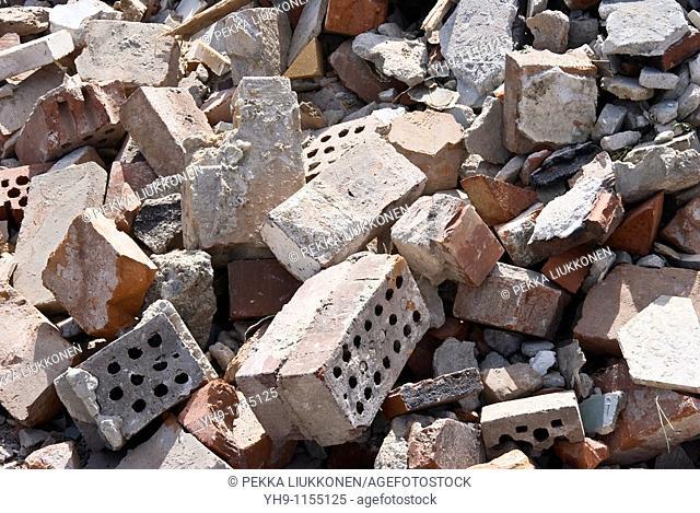 Bricks, Lahti, Finland