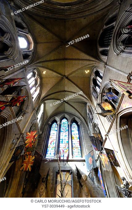 St Patrick's Cathedral, Dublin, Ireland, Europe