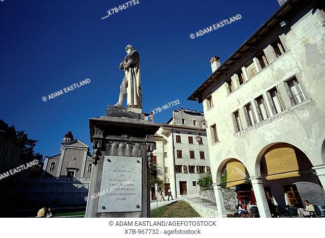 Feltre  Italy  Piazza Maggiore