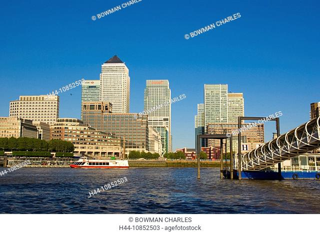 10852503, UK, England, London, Canary Wharf, Offic