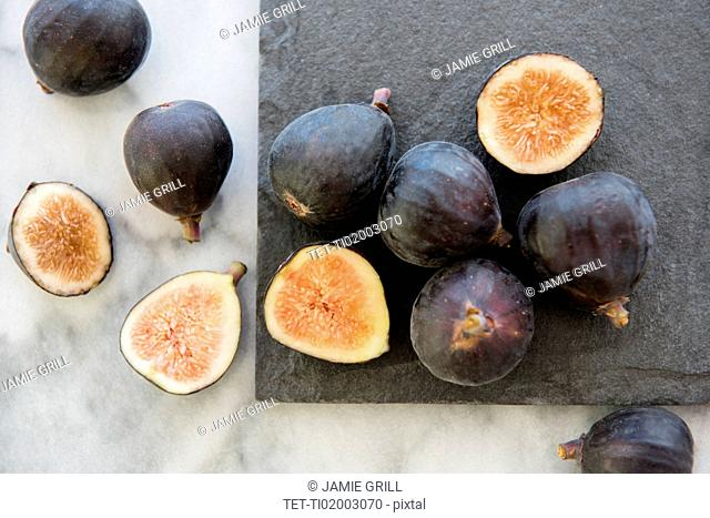 Figs on table