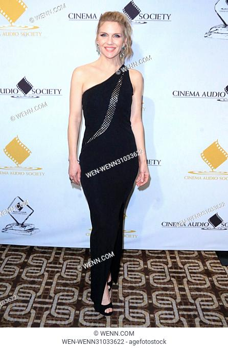 53rd Annual Cinema Audio Society (CAS) Awards at Omni Los Angeles Hotel at California Plaza - Arrivals Featuring: Rhea Seehorn Where: Los Angeles, California