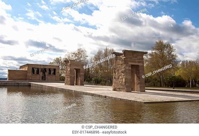 Temple of Debod,Madrid