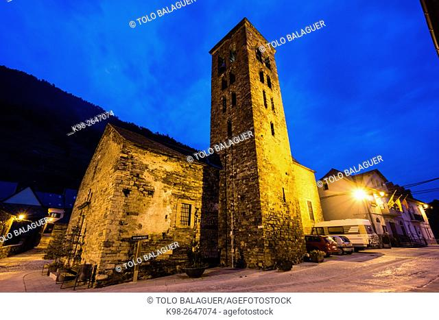 valle de Aran, Catlunya, Pyrenees Mountains, Spain
