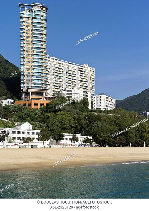 Repulse Bay Beach REPULSE BAY HONG KONG Beach colonial building
