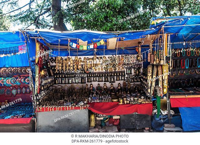 stall on road, kangra, himachal pradesh, India, Asia