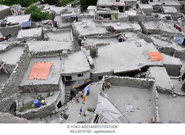 Pakistan, Karimabad village