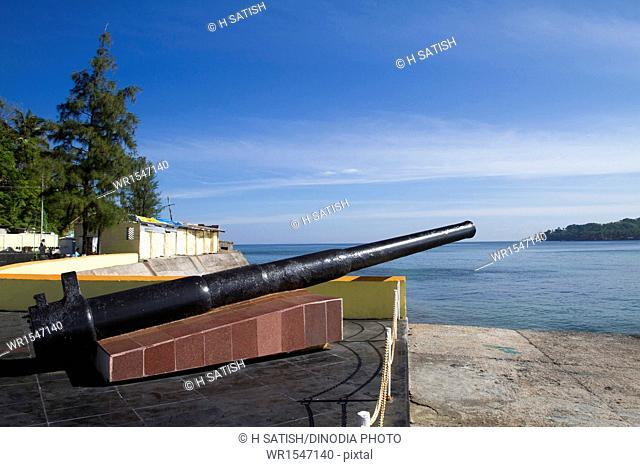 Rajiv Gandhi water sports complex Port blair Andaman islands India