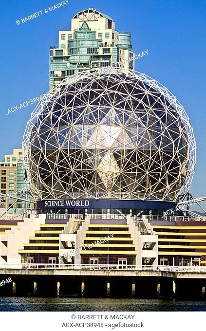 Science World, Vancouver, British Columbia, Canada