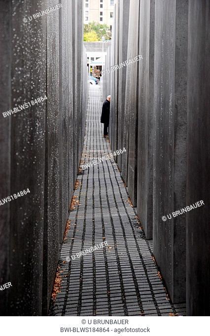 Holocaust memorial, Germany, Berlin