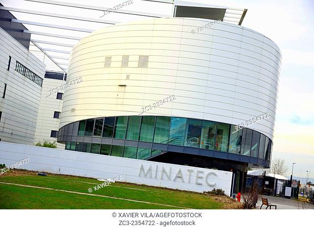 MINATEC (MIcro- and NAno-TEchnologies) campus is a unique center of innovation in Europe and better international standing in the field of micro and...