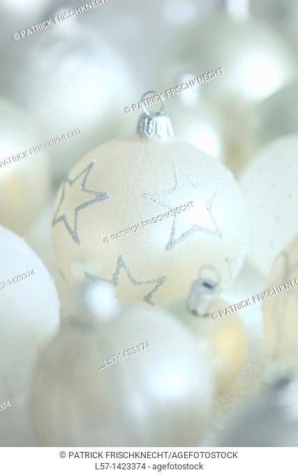 bauble, chistmas decoration, Studio shot