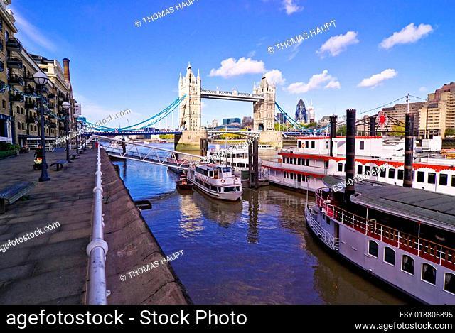 Ansichten aus London