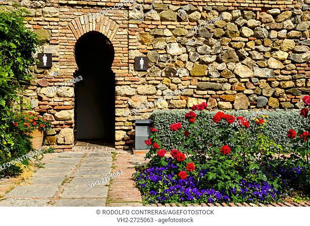 Tradicional toilets, Malaga