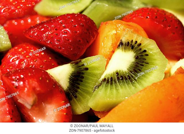Freshly Cut Mixed Fruit