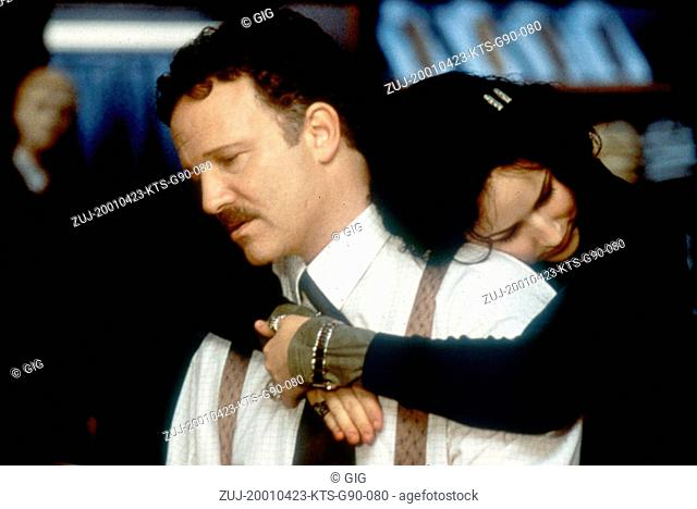 Apr 23, 2001; Hollywood, CA, USA; Image from Christine Lahti's comedy 'My First Mister' starring ALBERT BROOKS as Randell 'R' and LEELEE SOBIESKI as Jennifer 'J