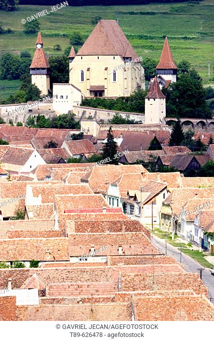 Biertan (German: Birthälm, Hungarian: Berethalom) is a commune in central Romania, in the north of the Sibiu County, 80 km north of Sibiu and 15 km east of...