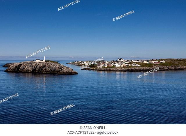 fishing village, Port aux Basques, Newfoundland