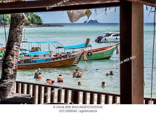 Phi Phi Don Island, Krabi, Thailand
