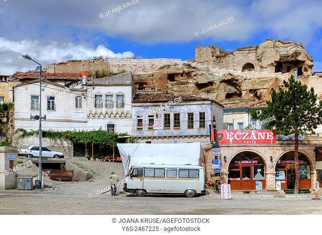 Mustafapasa, Urgup, Cappadocia, Anatolia, Turkey