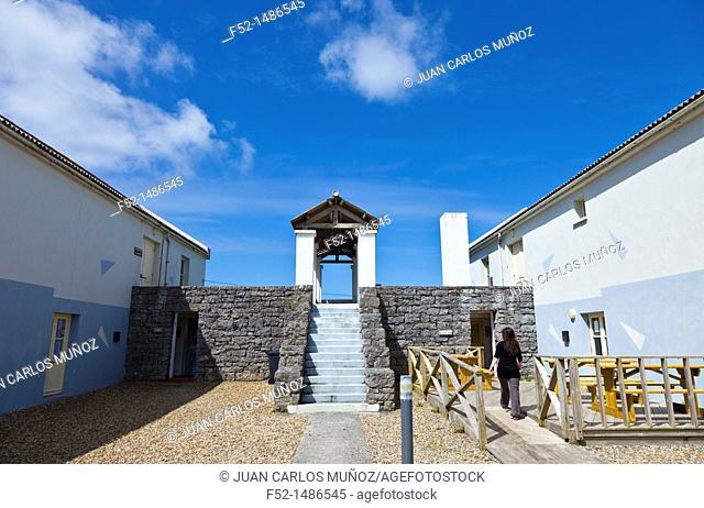 Aras Eanna Arts Center  Inisheer Island - Inis Oirr  Aran Islands, Galway County, West Ireland, Europe