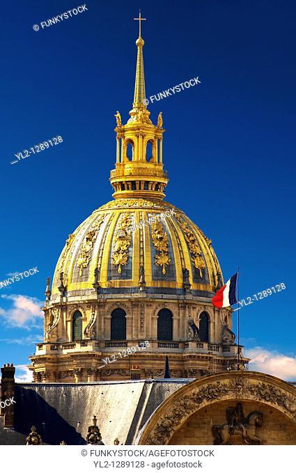 Paris - France - Les Invalides