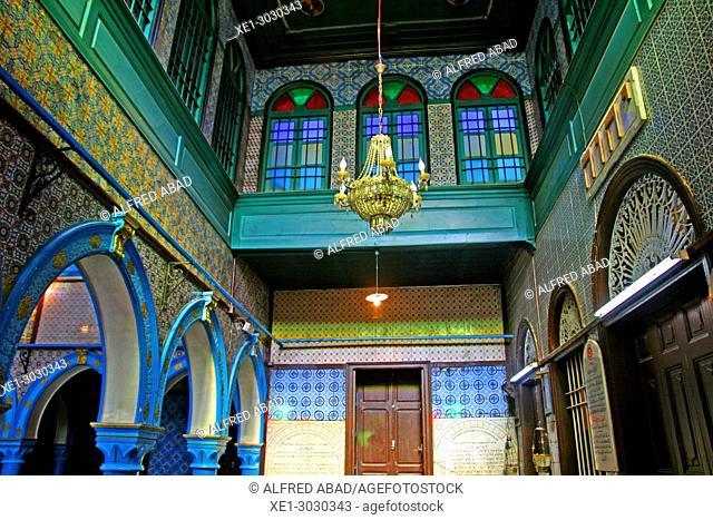 synagogue of La Ghriba, Djerba, Tunisia