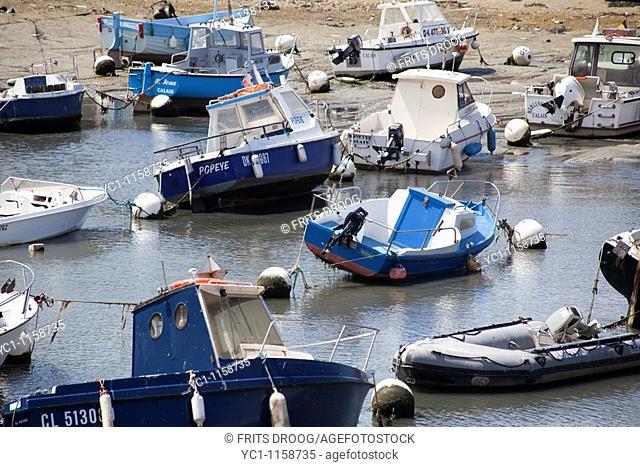 harbour Oostende, Belgium