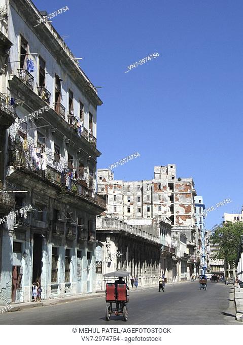 Street in Havana - Cuba