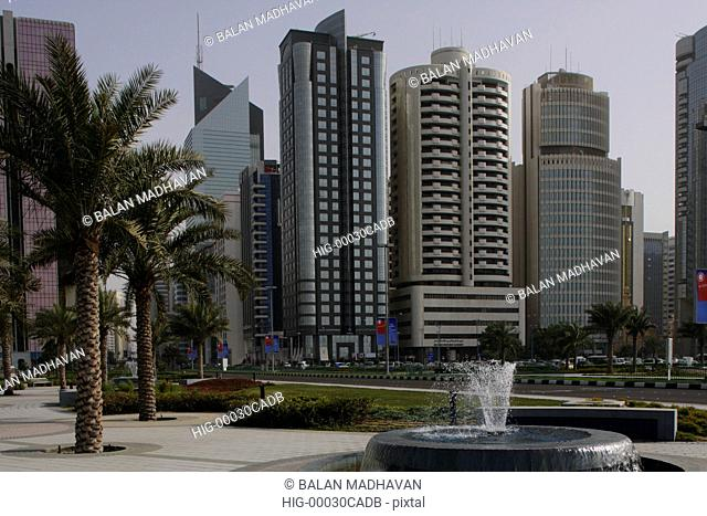 HIGHRISE BUILDINGS IN DUBAI,UAE