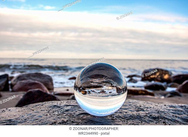 glas ball
