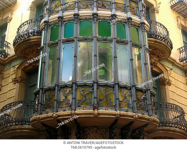 Casa Magí Llorenç, Lleida, Spain