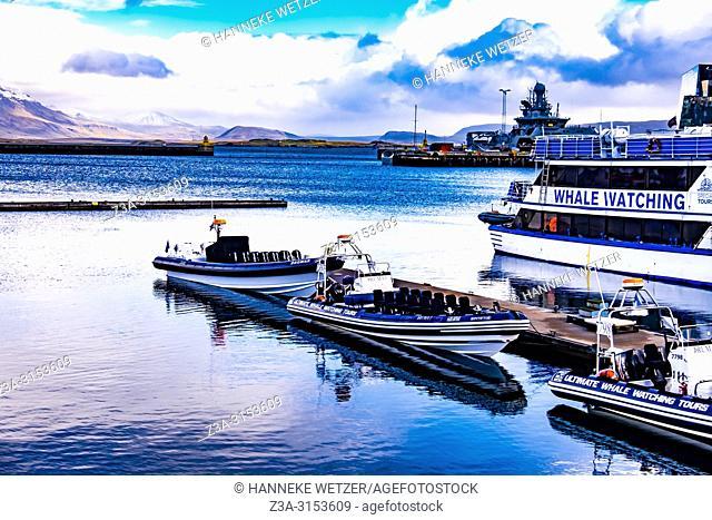 Grandi, Old Harbour of Reykjavik, Iceland