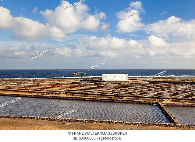 Museo del Sal, Salt Museum, Las Salinas, Fuerteventura, Canary Islands, Spain